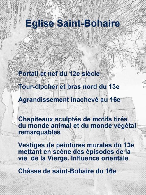 Eglise Saint-Bohaire