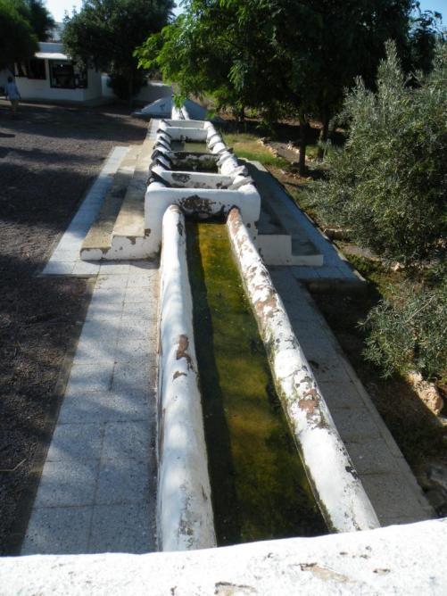 Pozo de los Frailes (Andalousie)
