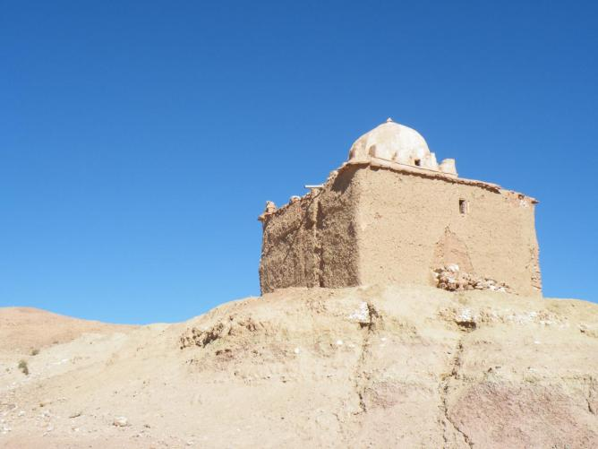 Aït Benhaddou (Province de Ouarzazate)