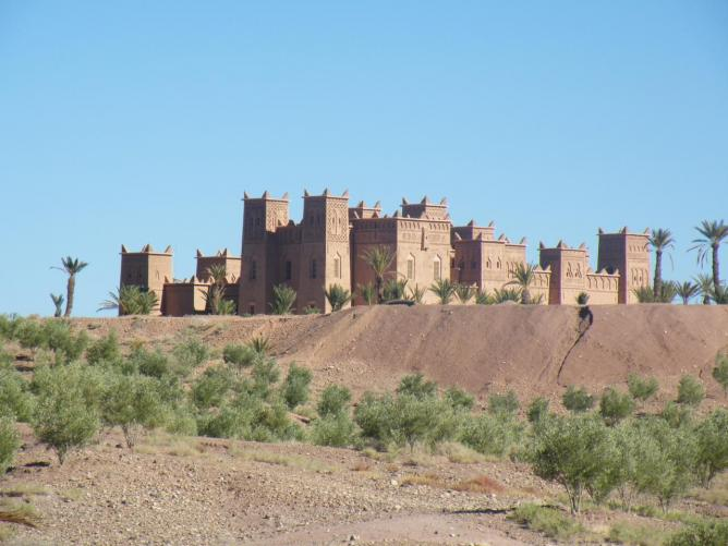 Skoura (Province de Ouarzazate