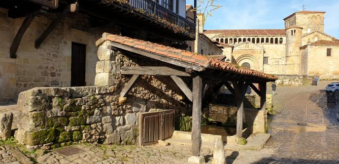 Santillana del Mar (Cantabrie)