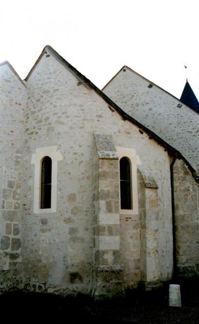 Eglise Saint-Firmin - Abside