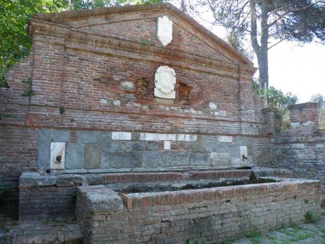 Suvereto (Toscane)