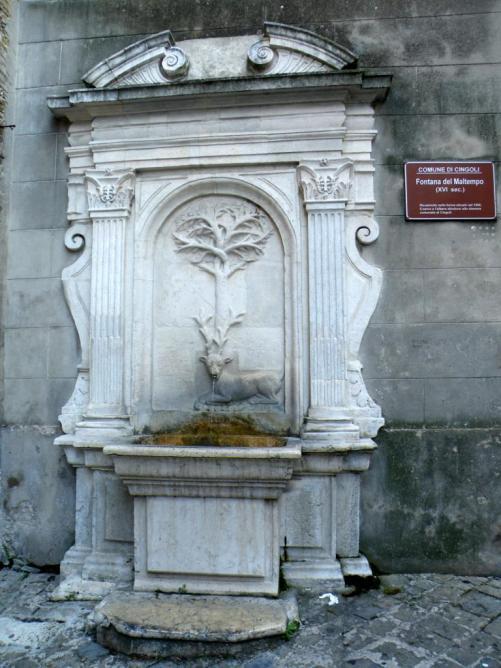 Cingoli (Toscane)