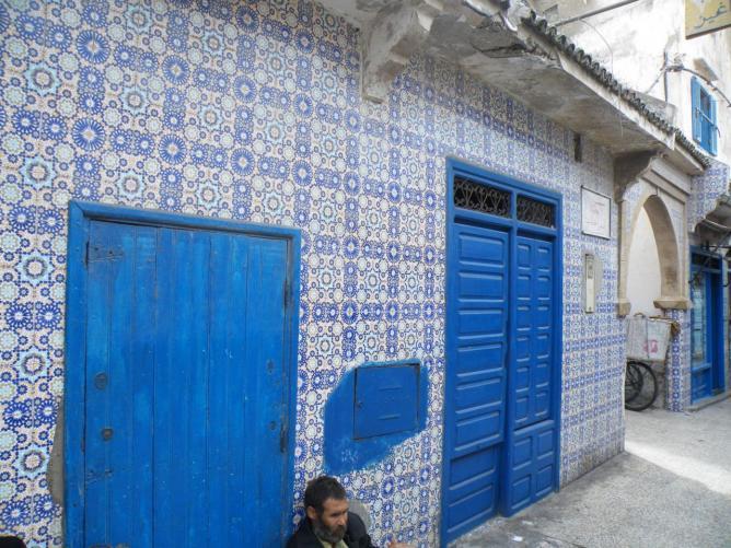 Essaouira (souk des bijoutiers)