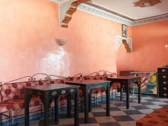 Sidi Kaouki (restaurant)