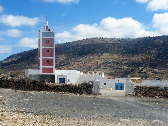 Sidi Kaouki (province d'Essaouira)