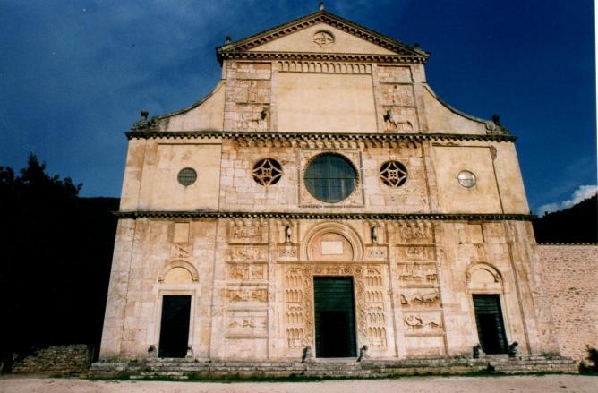 Spoleto (Ombrie)