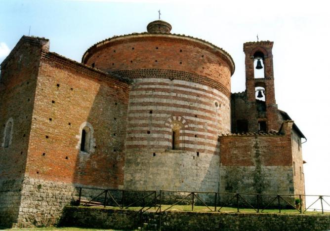 San Galgano (Toscane)