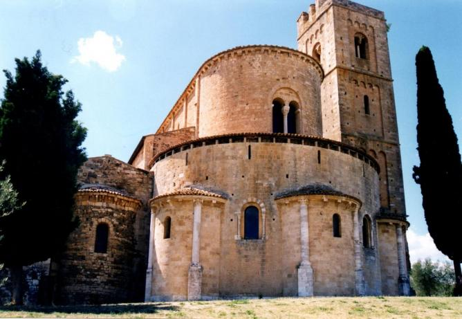 Sant'Antimo (Toscane)