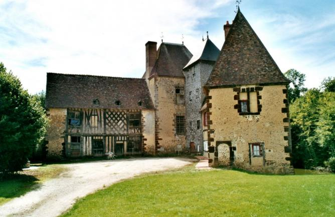Manoir d'Alleray
