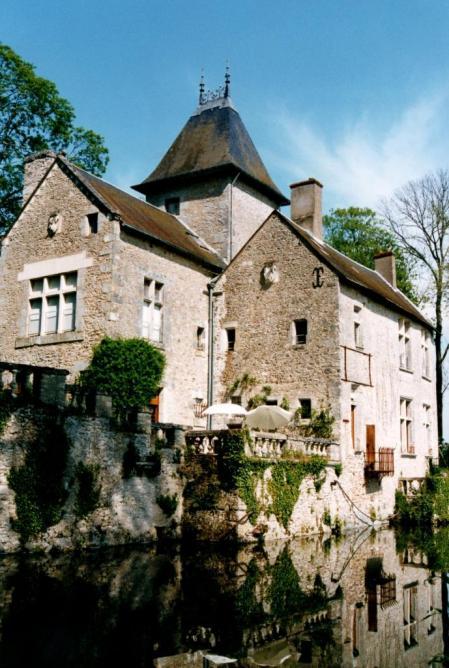 Château de Savonnières