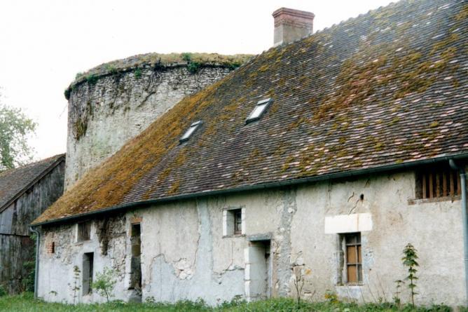 Château de Savonnières: communs