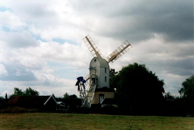 Saxtead Green (East Anglia)