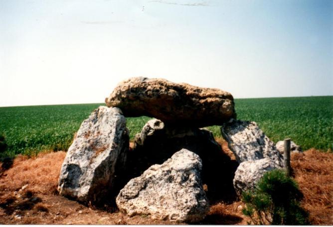 Dolmen de Cornevache